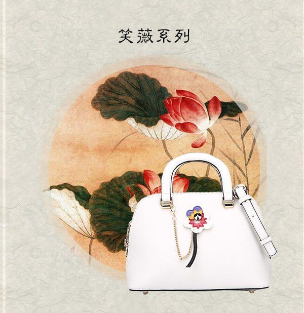 《中国诗词大会》火了之后,才知道对包包的爱可以这样表达!