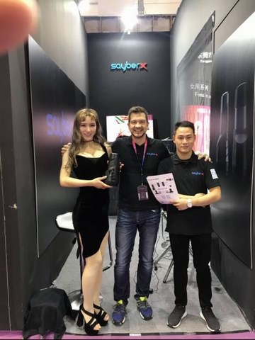 SayberX智能男性飞机杯风靡市场 远程遥控让体验升级