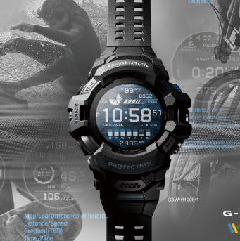 G-SHOCK基因全面进化 2021全新智能手表G-SQUAD PRO发售