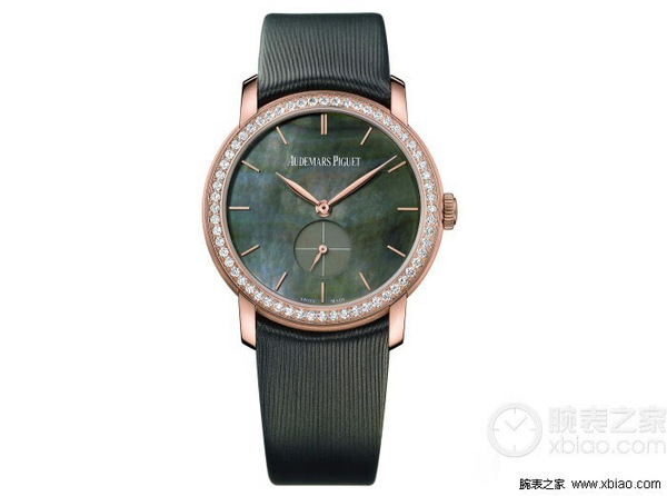 拒绝秋冬的沉闷 那些深邃高雅的腕表设计